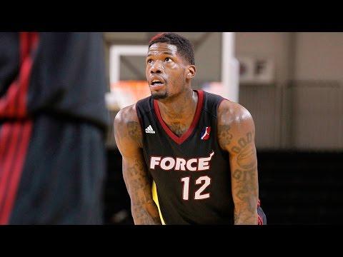 2016 NBA D-League All-Star: DeAndre Liggins (Sioux Falls Skyforce)