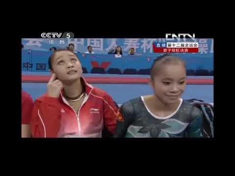 [ 完整赛事 ] 2013年第十二届全运会女子自由体操决赛 2013-09-08