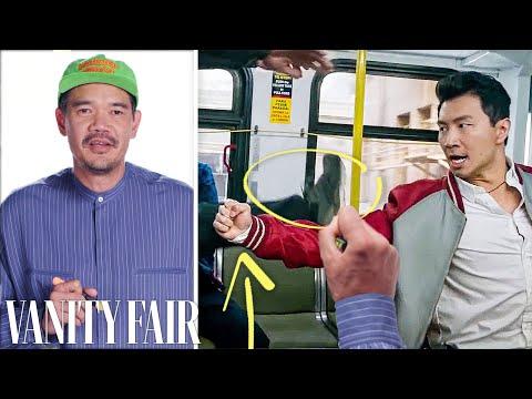'Shang-Chi' Director Breaks Down the Bus Fight Scene | Vanity Fair