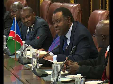 Namibia supports Caribbean and Pacific island states for post 2020 Cotonou agreement - NBC