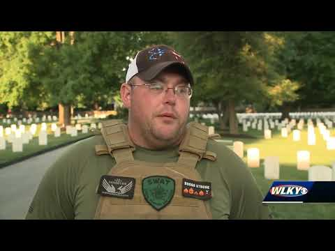 Soldiers run to raise awareness for suicide