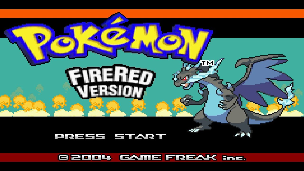 Pokemon Fire Red NDS StylePart 1Charmander,I choose YOU