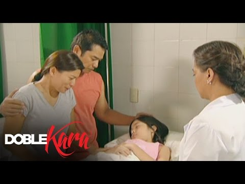 Doble Kara: Leukemia: Laura and Ishmael fount out that Kara has a leukemia.  Subscribe to ABS-CBN Entertainment channel! - http://bit.ly/ABS-CBNEntertainment  Watch the full episodes of Doble Kara on TFC.TV http://bit.ly/DobleKara-TFCTV and on IWANT.TV for Philippine viewers, click: http://bit.ly/DobleKara-IWANTV  Visit our official website!  http://www.abs-cbn.com http://www.push.com.ph  Facebook: http://www.facebook.com/ABSCBNnetwork  Twitter:  https://twitter.com/ABSCBN https://twitter.com/abscbndotcom Instagram: http://instagram.com/abscbnonline