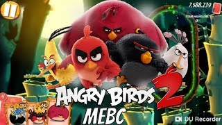 Mighty Eagle Bootcamp (MEBC) 10/19/2018 **Gaby** Angry Birds 2 Stan Leeroy