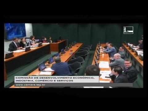 DESENVOLV. ECONÔMICO, INDÚSTRIA, COMÉRCIO E SERV. - Reunião Deliberativa - 16/05/2018 - 10:25