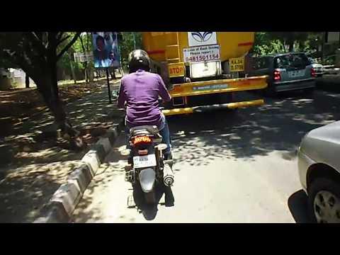 Bangalore Observations 1 - A Cop Breaks The LAW| Vivek Raju