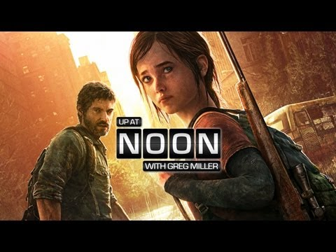 The Last of Us Made Ellie's Actress Cry -- Up at Noon