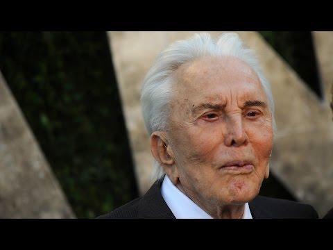 Kirk Douglas feiert 100. Geburtstag