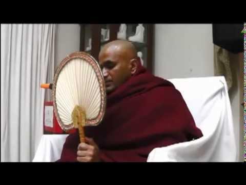 HOW TO ACHIEVE YOUR WISH - A Dhamma Sermon @Srilankaramaya Auckland - 15-06-2013