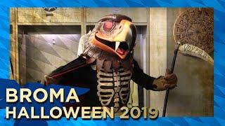 broma-a-jugadores-del-club-amrica-halloween-2019