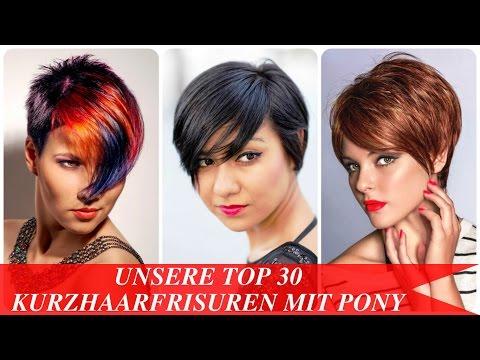Unsere top 30 kurzhaarfrisuren mit pony