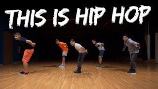 Kid The Wiz - This is Hip Hop (Dance Video) Intermediate Choreography | Mihran Kirakosian