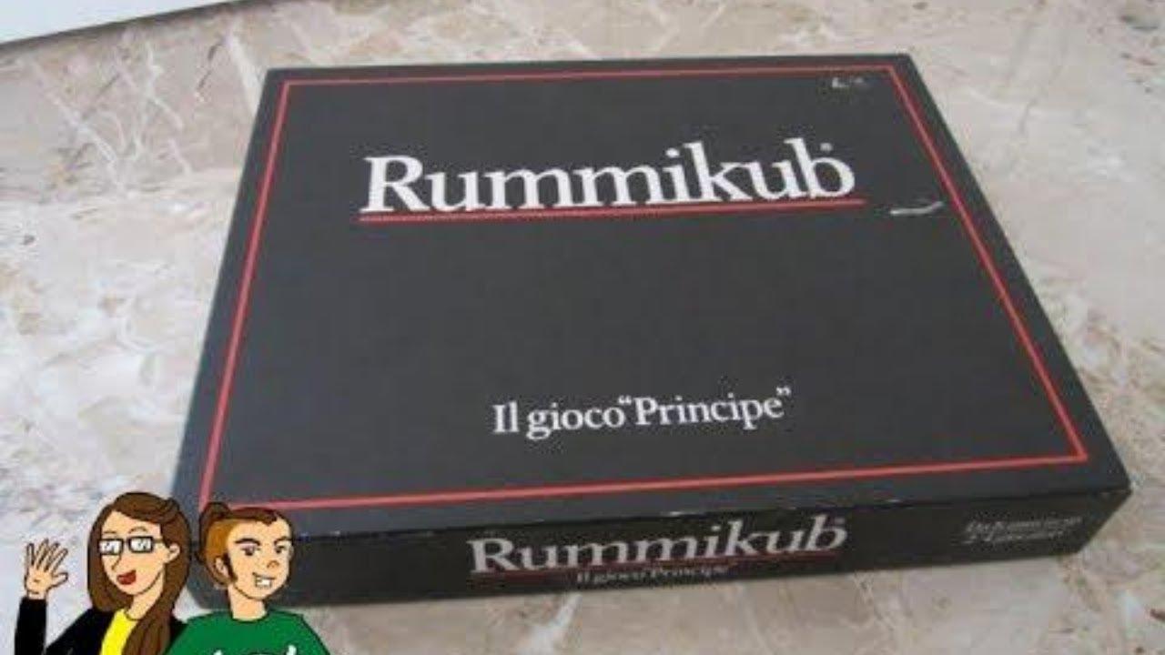 Review Rummikub - MB - che altro non è che il gioco di carte Machiavelli -  YouTube