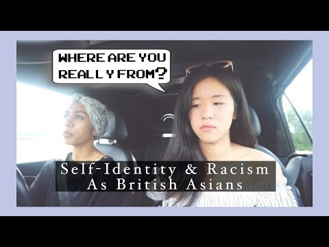 Self-Identity & Racism as British Asians (It's a long video, grab a cuppa tea ☕️)