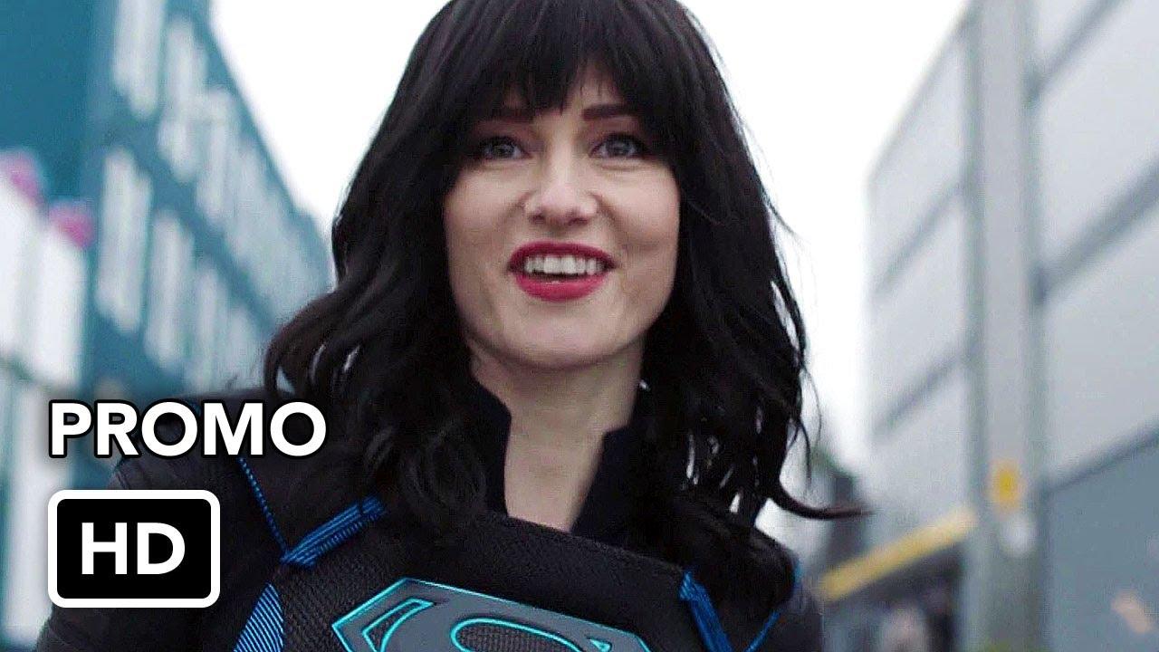 Supergirl 5x16 Promo Alex In Wonderland Hd Season 5 Episode 16 Promo Youtube