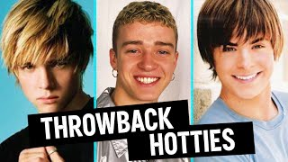 9 Childhood Celeb Crushes You Forgot About (Throwback)