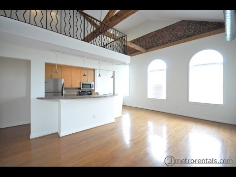 Brewery District German Village Area Loft Apartment for Lease