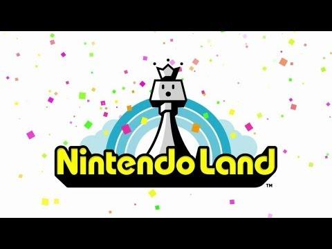 Nintendo Land Official Trailer