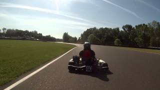 PIR Rose Cup Races 2013. CR125 Shifter Kart.