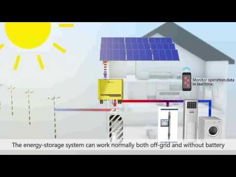 GoodWe 4.6kW Solar Inverter Demostration