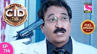 CID - Full Episode 714 - 10th  July, 2018