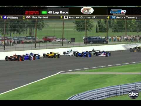 2012 Zoom Racing World Indianapolis 500