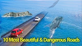 Top 10 Most Beautiful Roads In The World - Alltimetop