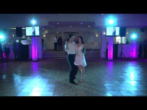 "Amanda Figueroa Sweet 16 sixteen Dance mix""bachata/salsa/ with Ernesto Palma"