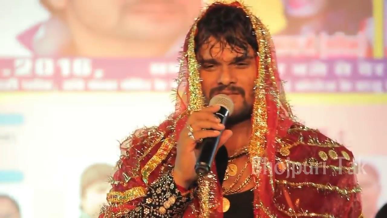 Download Khesari lal & Nisha pandey  Live stage show 9838884845 खेसारी लाल यादव & निशा पाण्डेय का live show