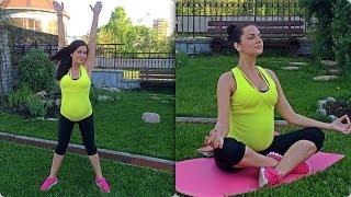 ТОНУС МАТКИ! УПРАЖНЕНИЯ для УМЕНЬШЕНИЯ БОЛИ!(Наконец-то 1 часть видео-упражнений для беременных, и эта часть о способах снятия тонуса, надеюсь Вам будет..., 2014-05-20T11:21:18.000Z)