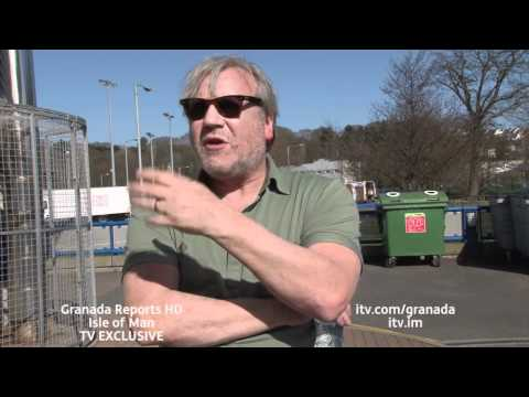 Ray Winstone interview for ASHES