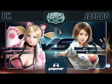 Fight Club #45: BK (Lucky Chloe/Law) vs Jacobo (Asuka) - Grand Finals | Tekken 7