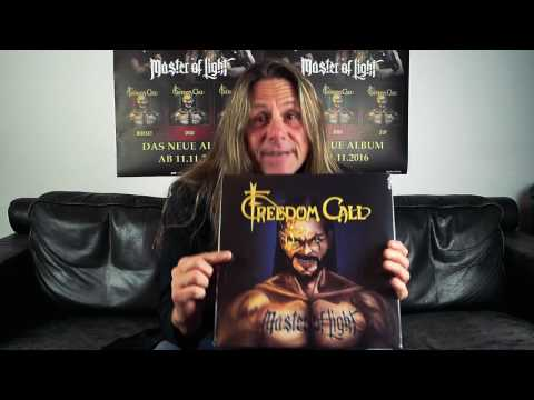 FREEDOM CALL - Master Of Light Napalm Store ID | Napalm Records