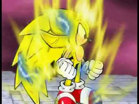 Super Sonic X Universe amv  YouTube