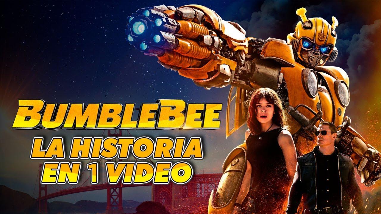 BumbleBee : La Historia en 1 Video