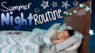 My Night Routine for Summer! Thumbnail
