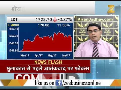 Aapka Bazaar: Hold Asia Paints, IB Ventures, L&T; Sell Dena Bank, says expert