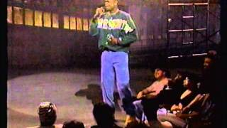 Mike B-Def Comedy Jam