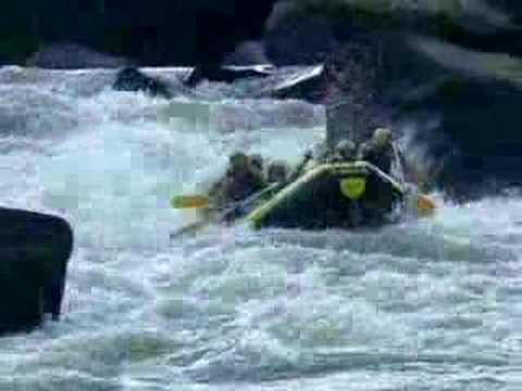 rafting em Apiuna radical