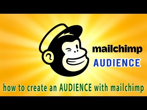 where-is-mailchimp-lists---how-to-create-audiences-with-mailchimp-tutorial