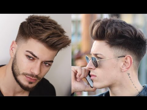Most Stylish Hairstyles For Men 2019 | Trendy Haircuts For Guys
