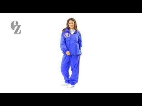 Cheerleader Warm-Up Jacket & Pant | 00612 00652
