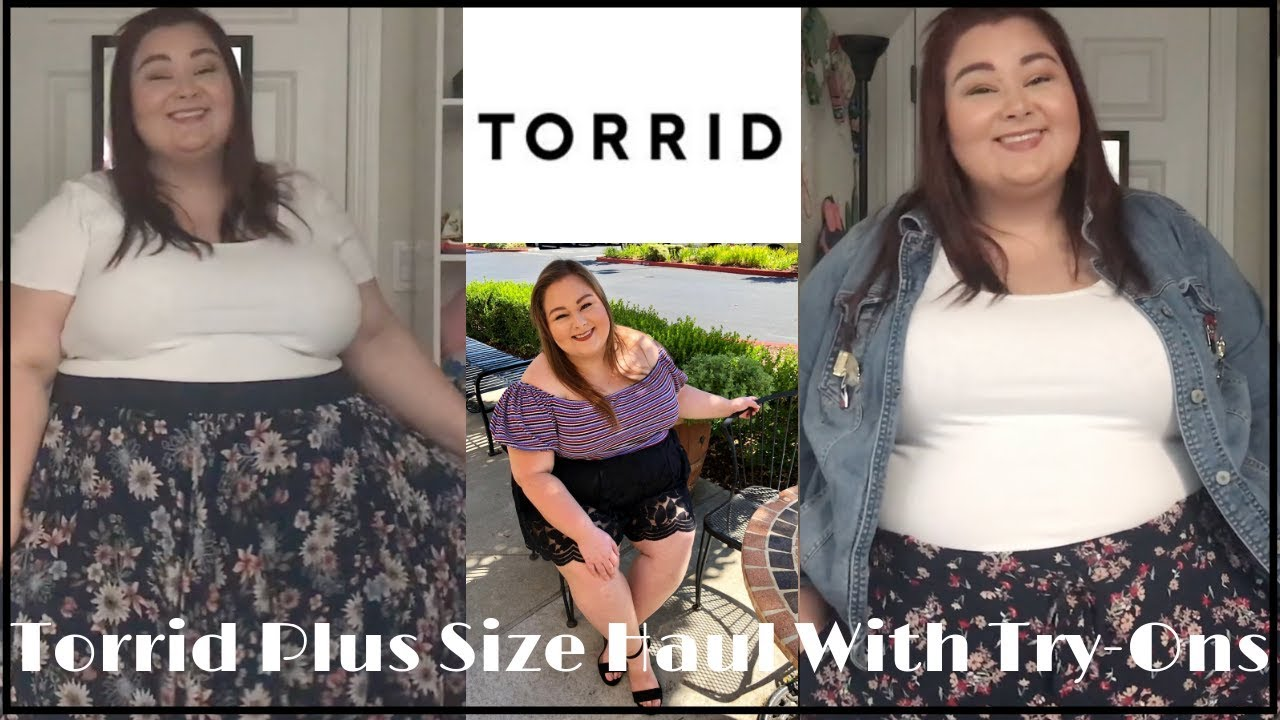 28aa49e4aa Plus Size Fall Haul from Torrid With Try-Ons