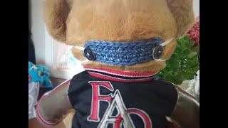Crochet Mask Ear Savers