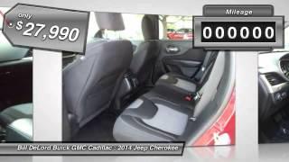 2014 Jeep Cherokee Bill DeLord P3515