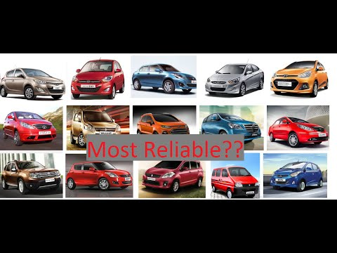 Most reliable Car Brand India 2015