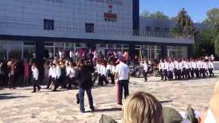 1 сентября 2015 Кадетский корпус Недорубова!