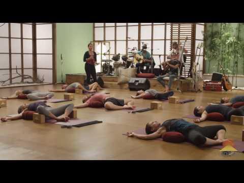 Micheline Berry, Yoga Chill Lounge - FULL CLASS I Udaya.com