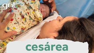 Parto Cesárea: a chegada do irmão | Partos Emocionantes | Boas Vindas