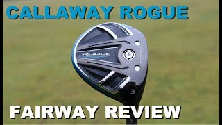 Callaway Rogue 3 Wood Review